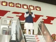 PM Modi Concludes 5-Day US Visit, Leaves for India