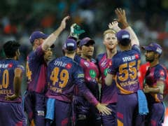 IPL: Pune Win By 3 Runs, Bring An End To Mumbai's Winning Streak