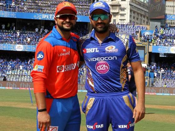 IPL Live Cricket Score: Gujarat Lions vs Mumbai Indians