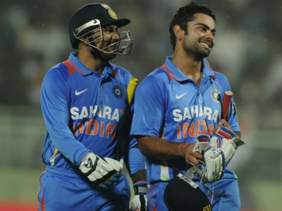 Kohli Will Break All The Records By The Time He Retires: Sehwag