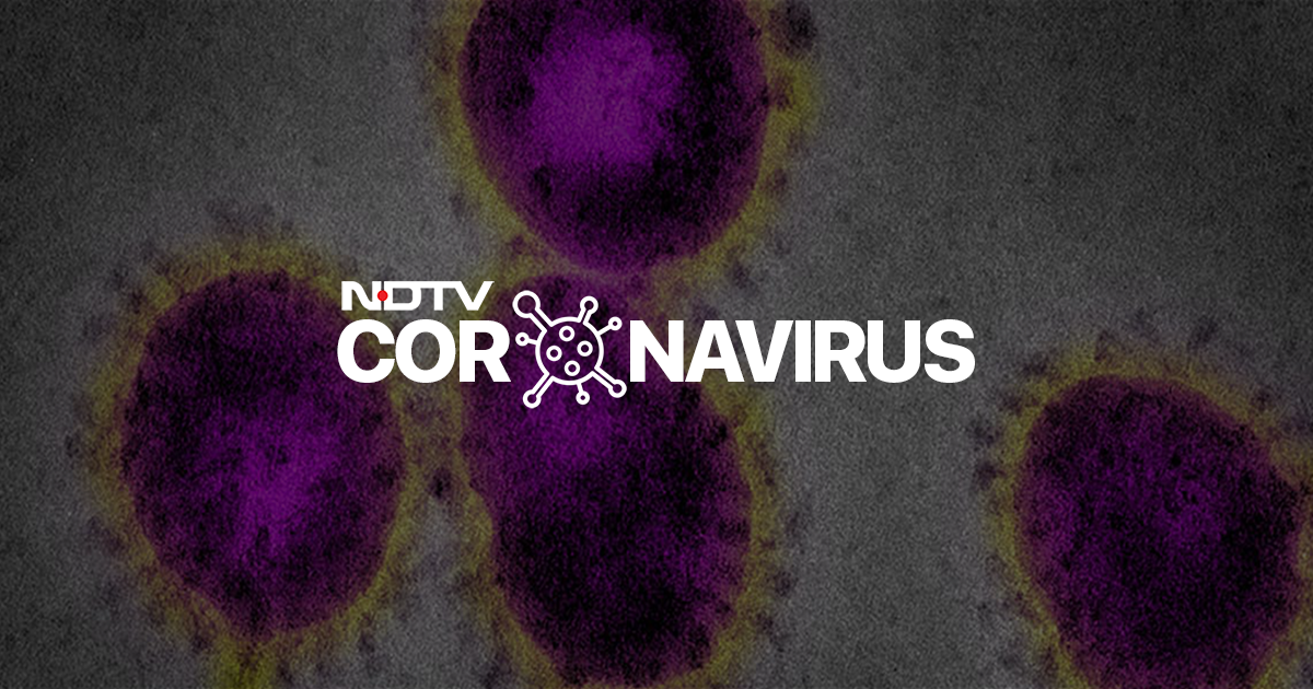 Find the latest news, updates, information about COVID-19 outbreak, total cases, coronavirus death rate with NDTV.com