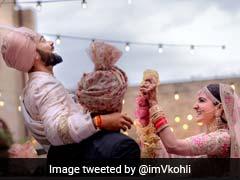 Virat-Anushka's Wedding Designer On Moment Of Panic In Tuscany