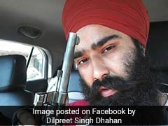 """""""Next Time 500 Bullets"""": Another Threat For Singer Parmish Verma From Gangster"""