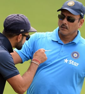Virat Kohli Contradicts Coach Ravi Shastri On Preparation For South Africa Tour