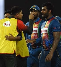 Ugly Scenes In Colombo As Shakib Tells His Players To Leave Field
