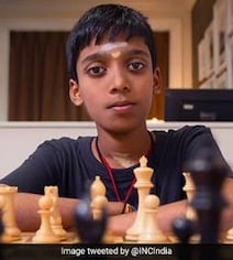 12-Year-Old Chennai Boy Becomes Second-Youngest Chess Grandmaster