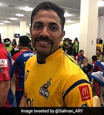 'Poor Man's Mitchell Johnson': Pak Bowler Trolled For Sporting New Look
