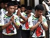 'Tried To Dig Out, Drank Rainwater': Thai Boys Share Survival Story