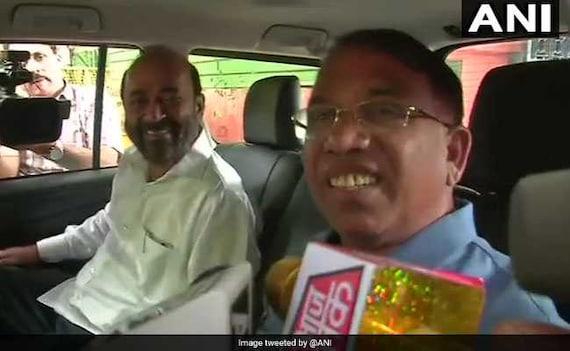 'Joining BJP Today': 2 Goa Congress Lawmakers Quit, Meet Amit Shah