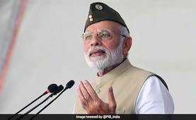 'Contributions By Others Ignored': PM Modi's Jibe On Gandhis At Red Fort