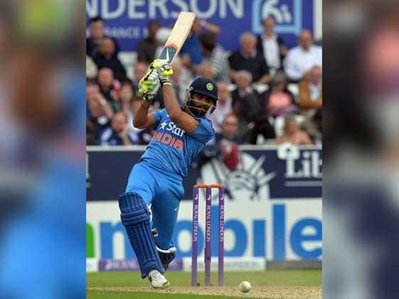 Ravindra Jadeja Achieves Rare Feat, Hits Six Sixes In An Over