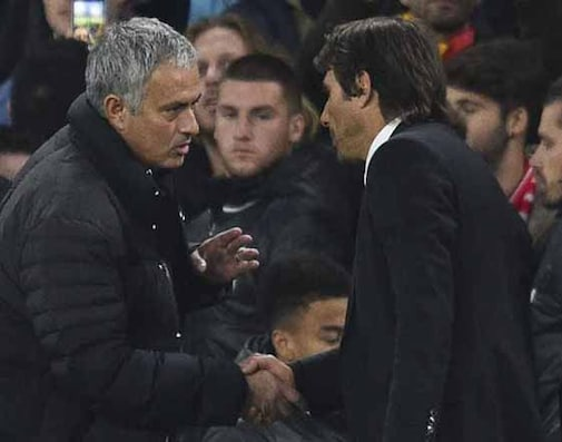 Mourinho Calls Conte A Very Good Manager Ahead Of United-Chelsea Clash
