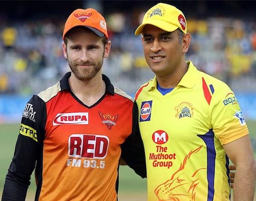 Chennai Super Kings, SunRisers Hyderabad To Square Off In Summit Clash