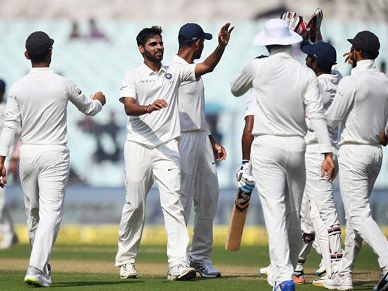 1st Test, Day 3: Umesh, Bhuvneshwar Keep India In The Hunt vs SL