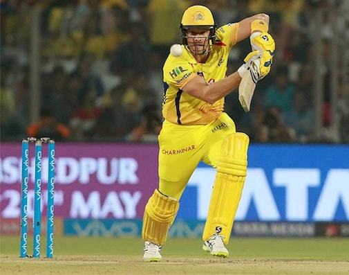 'His Intuition For The Game Is Incredible', Watson Praises Dhoni
