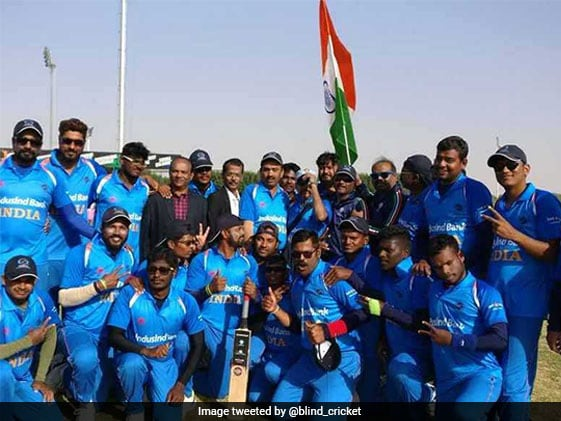 Blind Cricket World Cup: India Beat Pakistan To Lift Title