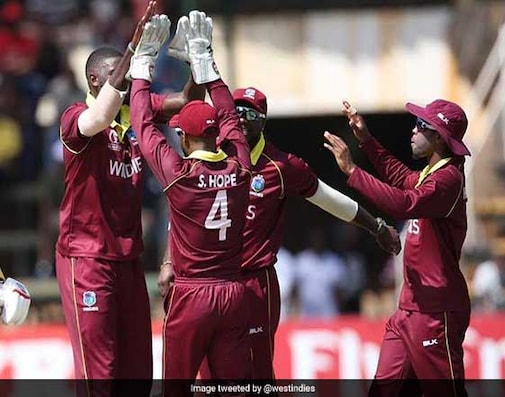 West Indies Beat Scotland By 5 Runs (DLS), Qualify For 2019 World Cup