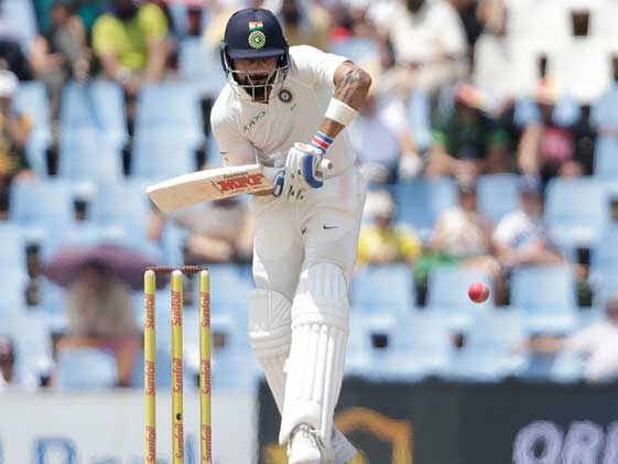ICC Awards: Kohli Is Cricketer Of The Year, Captain Of Test And ODI Teams