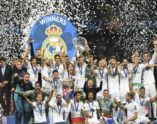 Bale Powers Real Madrid To Third Consecutive Champions League Title