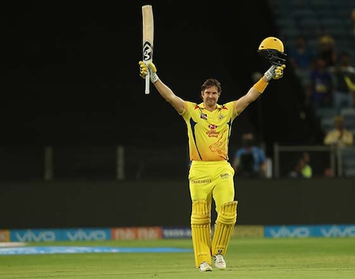 IPL 2018: Shane Watson Smashes Ton in CSK's Big Win Against RR