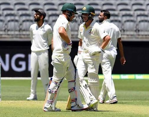 India vs Australia 2nd Test Day 1 Live Updates