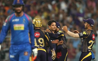 Kolkata Knight Riders Enter Qualifier 2 With Win Over Rajasthan Royals