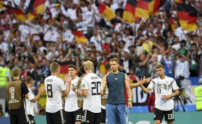 German Media Sound Alarm After Shock World Cup Defeat
