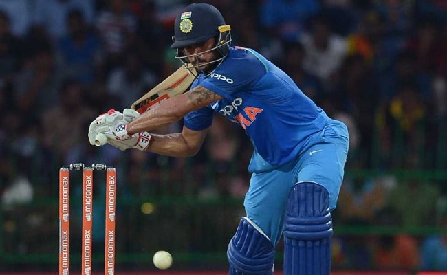 3rd T20I: India Beat Lanka By 5 Wickets To Complete 3-0 Series Sweep