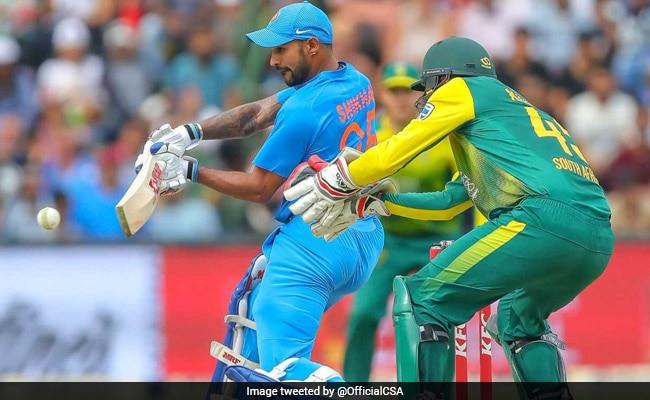 IND vs SA 3rd T20 Live: टीम इंडिया को पहला झटका, रोहित शर्मा 11 रन बनाकर आउट