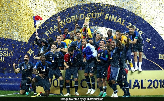 World Cup: France Crowned Champions After Beating Croatia 4-2 In Final