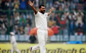 Shami, Facing Assault Charge, Cleared Of Match-Fixing Allegations By BCCI