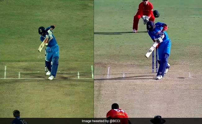 Watch: India U-19 Star Recreates Virat Kohli's 'Magic' Shot