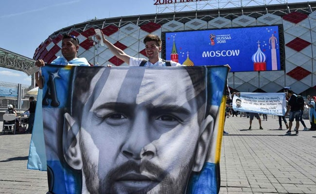 Indian Fan Cycles To Russia To Catch A Glimpse Of Lionel Messi