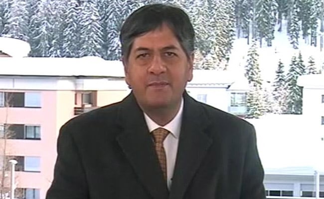 Watch Live - India's Growth Story In Davos: Economy Back On The Track?