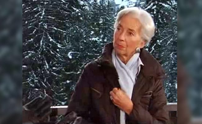 Watch: Indian Economy Doing Exceptionally Well, Says IMF Chief To NDTV