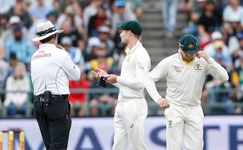 'Big Mistake': Australia Admit To Ball-Tampering In 3rd Test Against SA