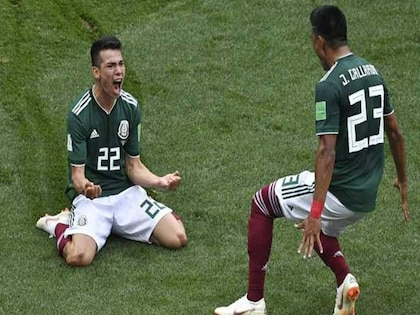 World Cup 2018: Mexico Stun Defending Champions; Switzerland hold Brazil