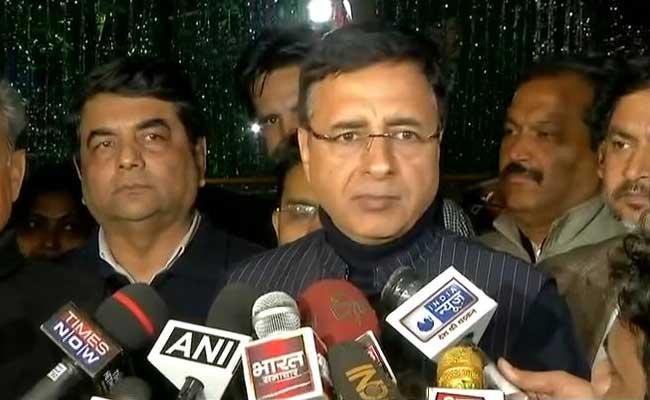 राहुल गांधी को नोटिस के बाद कांग्रेस पहुंची चुनाव आयोग, कहा, पीएम मोदी पर भी हो कार्रवाई