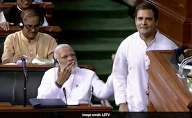 'You May Call Me Pappu, I Don't Hate You': Rahul Gandhi Hug Startles PM