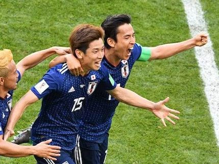 World Cup 2018, Day 6: Japan Make History As Russia Defeat Egypt 3-1