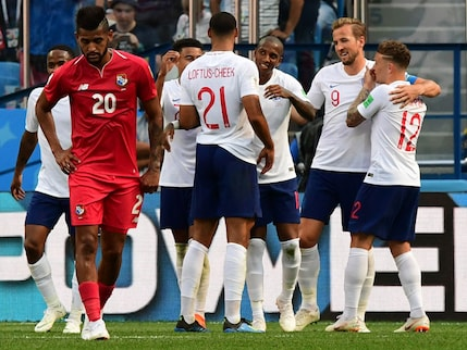 World Cup, Day 11: England Thrash Panama In Group G; Colombia Beat Poland