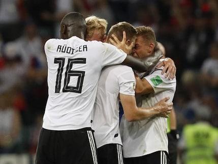 Day 10: Belgium On Brink Of Last 16, Toni Kroos Rescues Germany