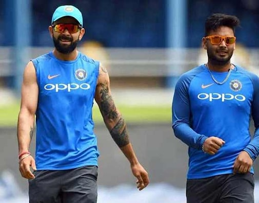 Pant Set For Debut As India Announce XII For 1st ODI