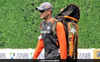 Teams Sweat It Out As They Prepare For Asia Cup 2018