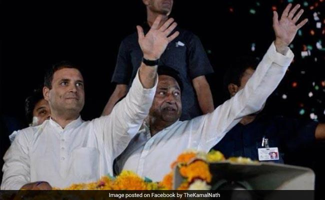 कमलनाथ होंगे मध्यप्रदेश के अगले मुख्यमंत्री, छत्तीसगढ़ और राजस्थान पर फैसला आज