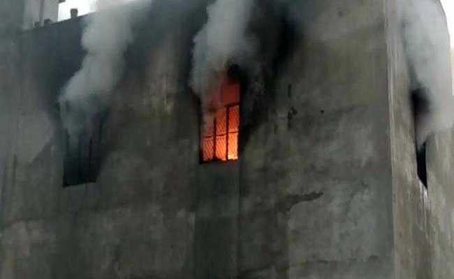 10 Women Among 17 Killed In Fire At Cracker Warehouse In Delhi
