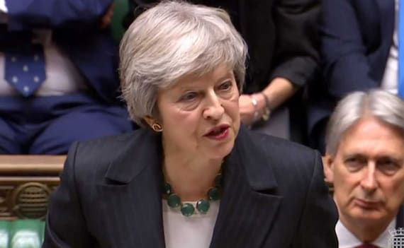 Amid Resignations, UK PM Theresa May Says It Is Her Draft Or 'No Brexit'