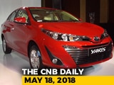 Video : Toyota Yaris Officially Launched, Most Expensive Harley, BMW iNext