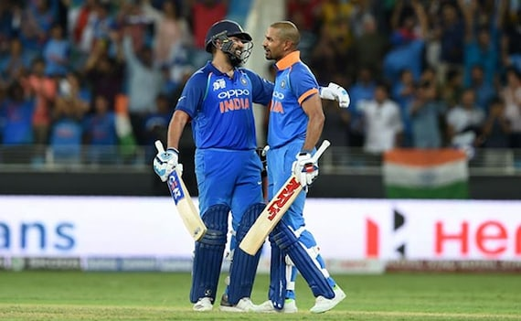 Asia Cup: Rohit, Dhawan Score Tons As India Crush Pakistan By 9 Wickets