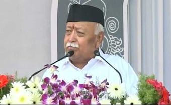 Amid Protests, Violence At Sabarimala, A Message From Mohan Bhagwat